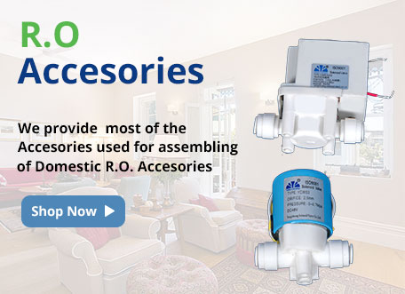 R.O. Accesories