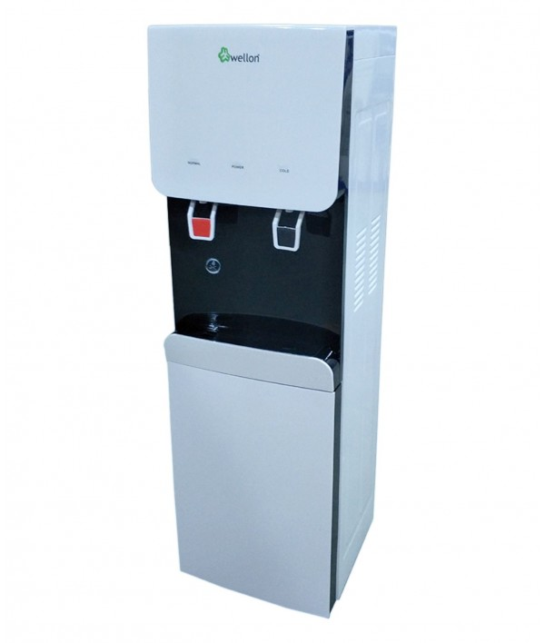 WELLON Standing Water Dispenser with Cabinet (Normal & Cold)