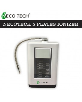 NECO TECH 5 Plates Alkaline Water Ionizer Machine