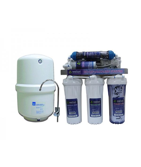 WELLON PRO UNDERSINK RO+UV+ALKALINE WATER SYSTEM