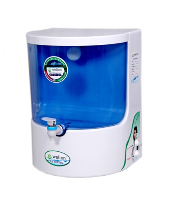 Wellon Dynamic  RO+UF+TDS Controller Water Purifier
