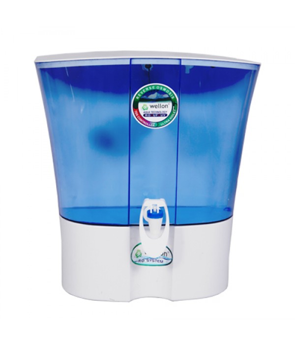 Wellon Elegant  RO+UV+UF+TDS Controller Water Purifier