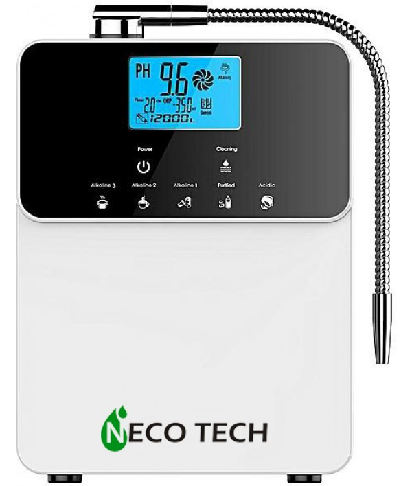 Wellon Nova Premium RO+UV+Antioxidant Alkaline+TDS Controller Water Purifier