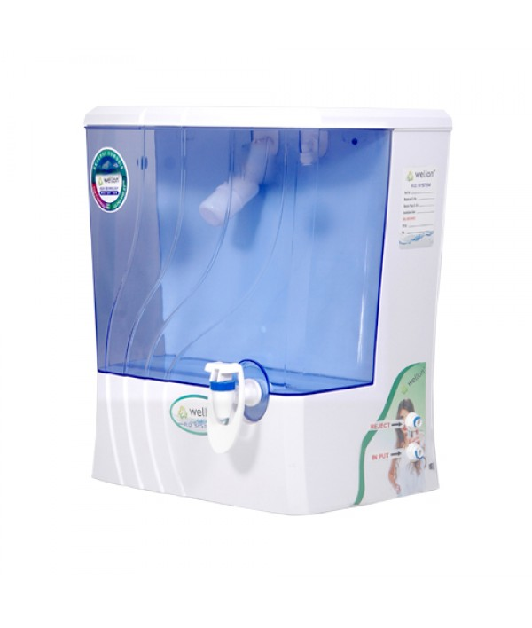 Wellon Flame  RO+UF+TDS Controller Water Purifier