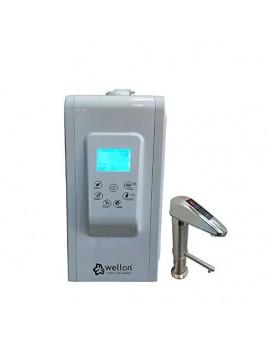Wellon 7 Plates Undersink Alkaline Ionizer System (White)