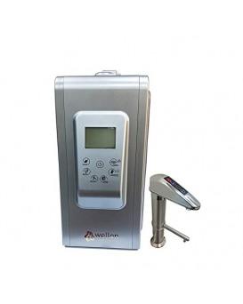 Wellon 7 Plates Undersink Alkaline Ionizer System (Grey)