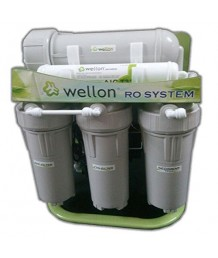 Wellon 40 LPH Commercial  RO+UV with TDS Controller Water Purifier