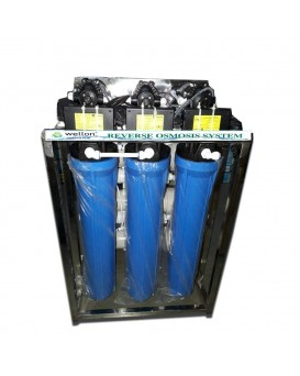 WELLON 100 LPH COMEMRCIAL RO Water Purifier System