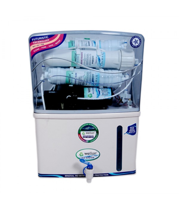 Wellon Sensible  RO+UV+UF+TDS Controller Water Purifier