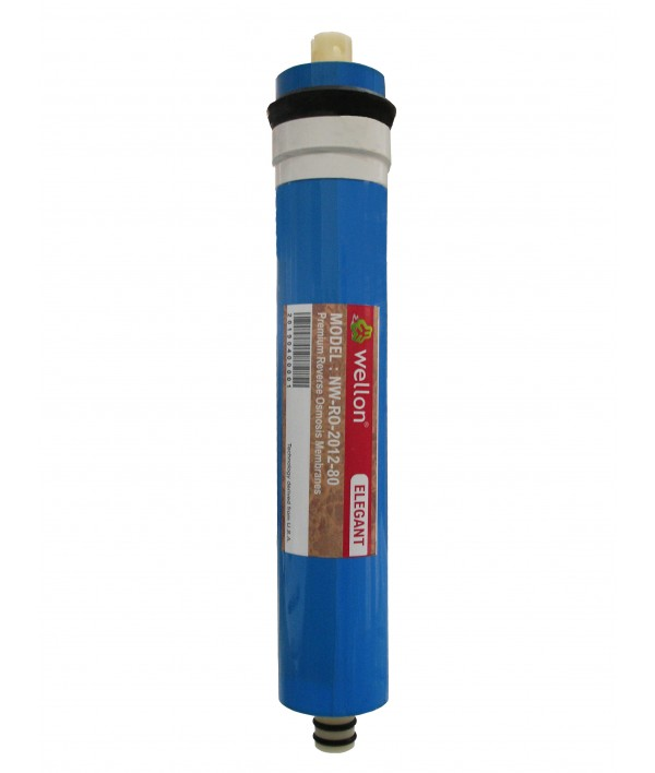 WELLON Elegant 80 GPD RO Membrane for All Kind of Domestic Water Purifier Systems