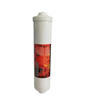 WELLON Oasis Pre-Carbon Filter 12 Inch for RO Water Purifier.
