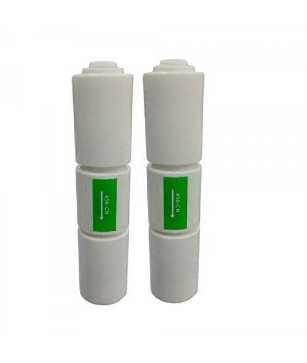 Wellon High Quality 450 Flow Restrictor (FR) for All Types of RO Water Purifier (450-CN-GREEN)