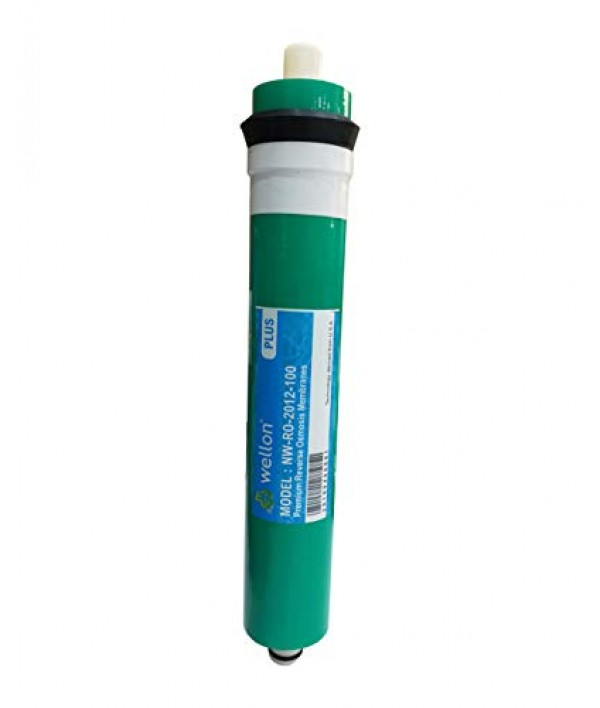 WELLON Plus 100 GPD RO Membrane for All Kind of Domestic Water Purifier Systems