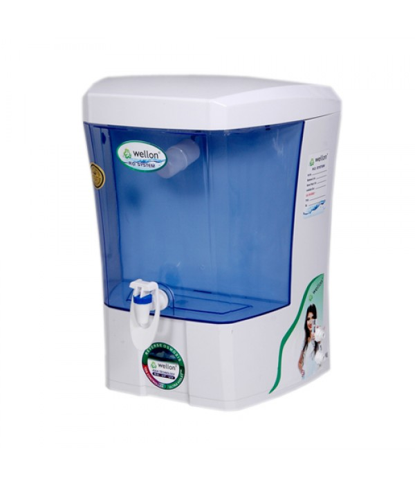 Wellon Touchix  RO+UF+TDS Controller Water Purifier