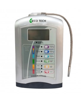 Necotech 7 Plates High quality microstructured multifunctional water ionizer generator/water ionizer