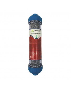 WELLON Anti-Aging Filter for Remove Chlorine from Water for All Types of Water Filter.